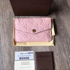 Louis Vuitton Empriente Key Pouch Rose Ballerine